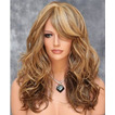 Perruque Primerno za ženske z dolgimi Curly Poševna Šiška puhasto Long Curly