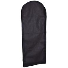 Debela črna niso tkane gaze obleka prah pokrov visoke stopnje pokrov obleka prah