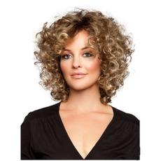 Perruque Drugi Šiška 30-40 cm Primerna za ženske visoki temperaturi materiala