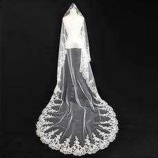 Poroka Veil Jesen Glamour Uporabi poročna obleka Boginja