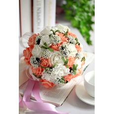 Rose vsem nebo zvezdicami kombinacijo dekorativni cvet