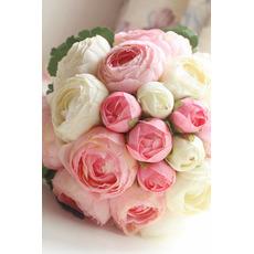 Diamond biser preprosta ozračja z šopek rož Nadzornica časti