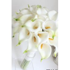 Nevesta ima simulacija kala cvet šopek družico cvet cvet dekle za roko
