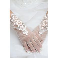 Poroka Rokavice Fabric Čipke Slikovita Lace dekoracija