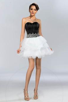 Naravni pasu Zabava Ljubica Glamurozno Kristal Večerne obleko