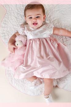 Princesa Dolžina čaj počitnice Taffeta Dragulj Poletje Krst Obleko
